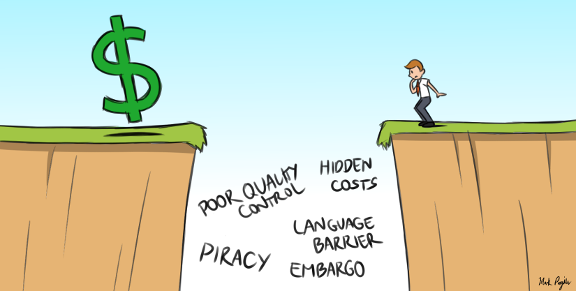 outsourcing pitfalls